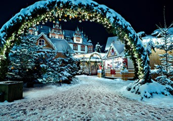 Beautiful Christmas markets