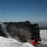 The Brocken - ride on a historic steam locomotive