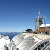 From Grainau to the Zugspitze peak