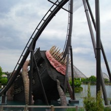 Krake (Octopus) - Germany's first Dive Coaster