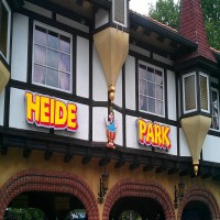 Entrance Heide Park Resort Soltau