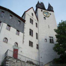 Awesome facades of the Diez castle, Germany - HiVino