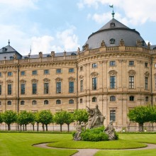 Würzburg Residence Palace discovered with HiVino