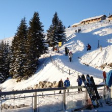 Ski resort Lenggries discovered with HiVino