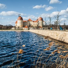 Beautiful Moritzburg castle - HiVino