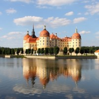 Amazing Moritzburg castle discovered with HiVino