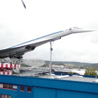Visit the Concorde in Sinsheim - with HiVino