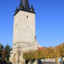 gorgeous tower in Aschersleben Saxony Anhalt - HiVino