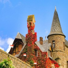 Wonderful Cochem castle discovered with HiVino