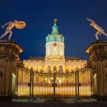 Amazing palace - discover Berlin with HiVino