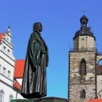 Lutherstadt Wittenberg - beautiful town with a long history
