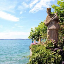 Fantastic view from Meersburg fortress - HiVino