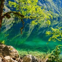 Explore nature in Berchtesgaden National Park Germany with HiVino