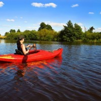 Exciting canoe tours in Lower Oder Valley National Park