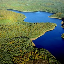 Beautiful Müritz Nationalpark discovered with HiVino