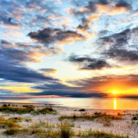 Enjoy the Baltic Sea in National Park Vorpommersche Boddenlandschaft with hivino