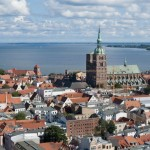 Stralsund - a jewel right next to the sea