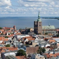 Stralsund - discovered with HiVino