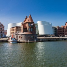 Ozeaneum in Stralsund - discovered with HiVino
