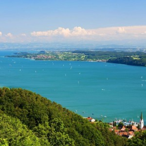 Bodensee / Lake Constance - the largest lake in Germany