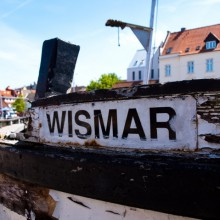 Wonderful Wismar in Germany discovered with HiVino