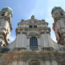 St.Stephens Cathedral in Passau, Germany