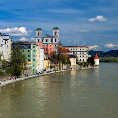 Travel To Passau The City Of Three Rivers Discover Germany With - Rivers in germany