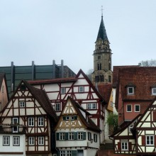 City view of Schwäbisch Hall – discover Germany with HiVino