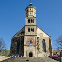 Old church in Schwäbisch Hall – HiVino