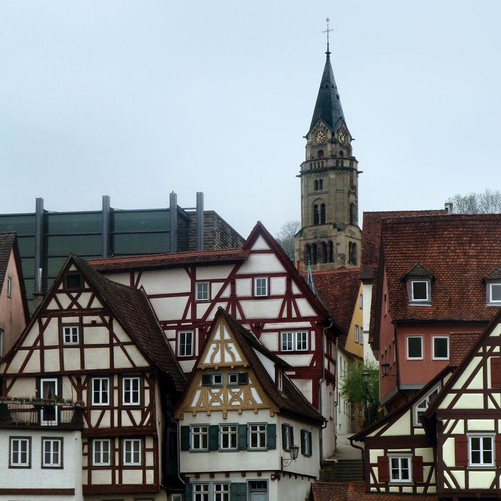 Travel To Schwäbisch Hall-enchanting Medieval Town