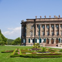 Beautiful Palace in Wilhelmshöhe in Germany - HiVino