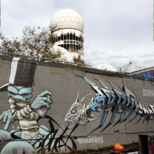 Teufelsberg Berlin - discover Germany with HiVino