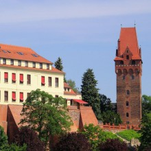 Tangermünde Castle discovered with hivino
