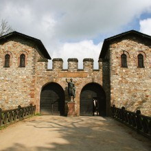Saalburg Roman Fort Germany – Excursion in the Roman period with HiVino