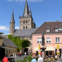 Discover the Xanten cathedral with HiVino