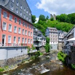 Monschau - historic town in the Eifel