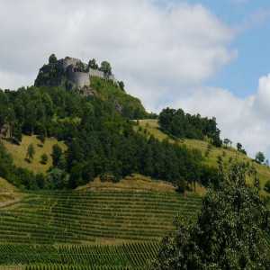 Hohentwiel - imposing fortress ruins