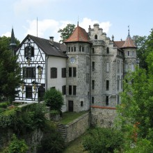 Lichtenstein Castle in Germany discovered with HiVino