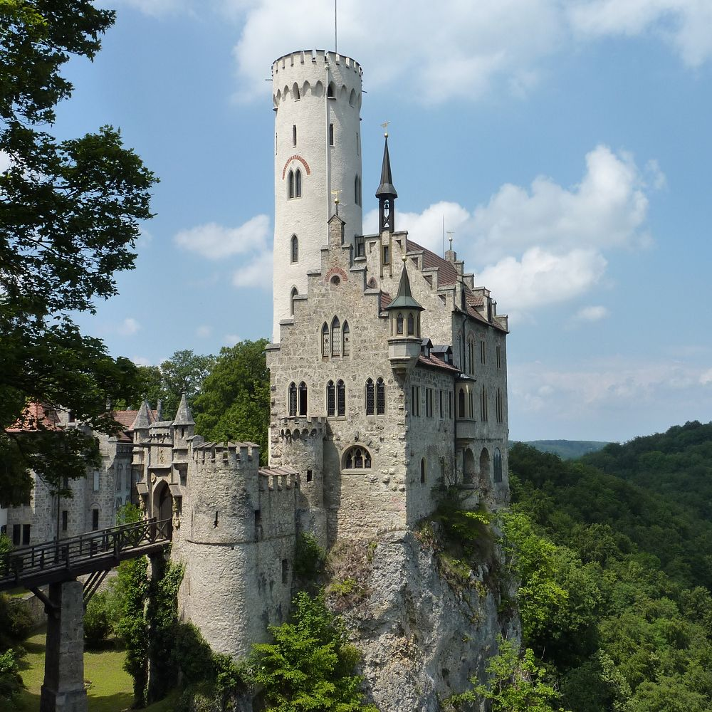 Image result for lichtenstein castle