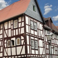 Explore beautiful half-timber houses in Montabaur with HiVino
