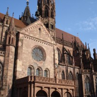 Freiburg Münster - discovered with HiVino
