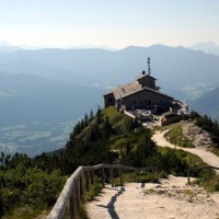 Kehlsteinhaus - the eagles nest in Germany
