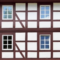Beautiful half-timbered houses in Bad Münstereifel - discovered with HiVino