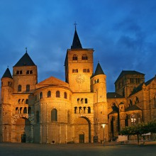 The Trier Cathedral - discover Germany with HiVino