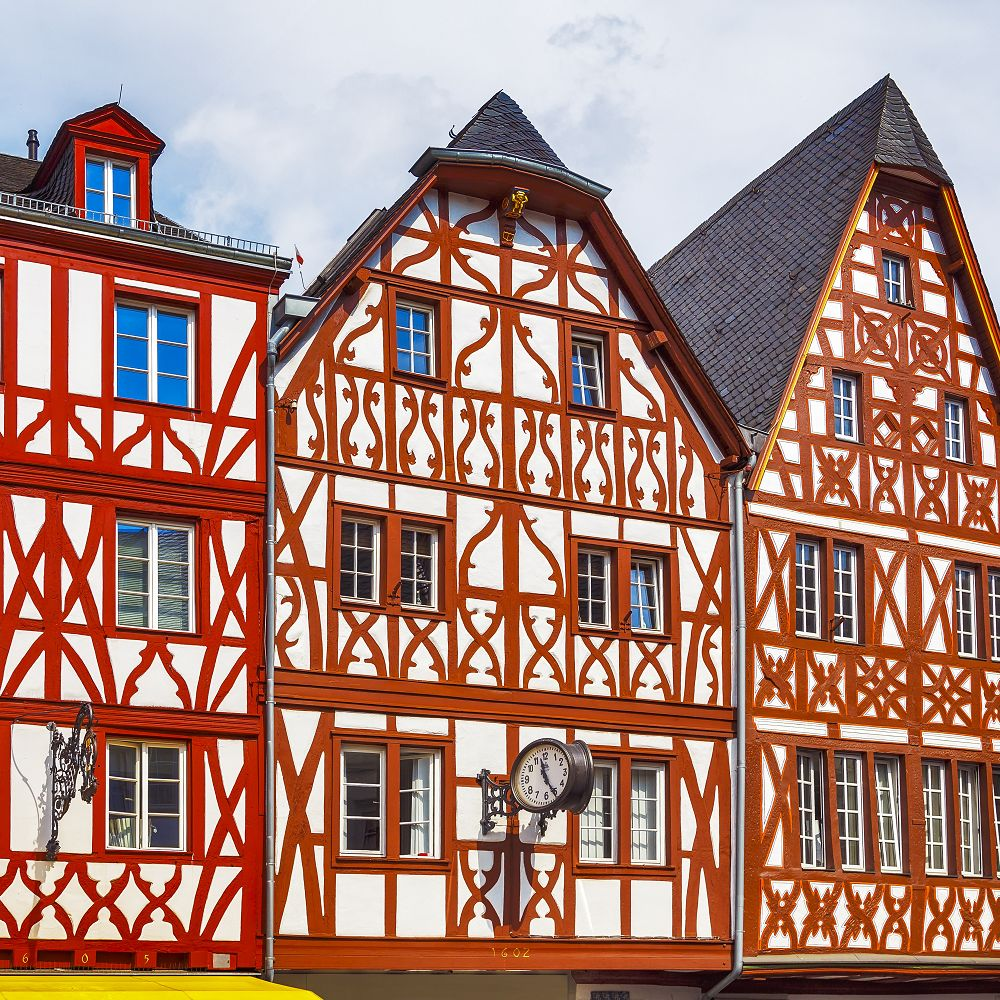 Travel to Trier old town with Roman history Discover Germany with