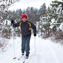 Cross-country skiing - HiVino