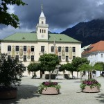Bad Reichenhall - spa town in the Alps