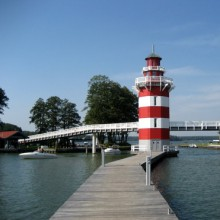 Rheinsberg Lighthouse discovered with HiVino