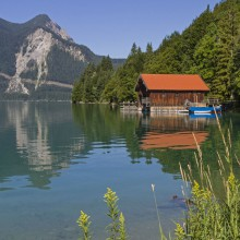 Gemlike Bavarian Walchensee - discovered with HiVino