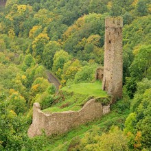 Monreal castle - discovered with HiVino